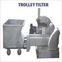 Biscuit Plant Trolley Tilter