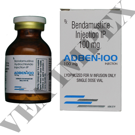 Adben 100 mg(Bendamustine Injection)