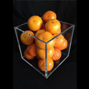 Acrylic Fruit Container