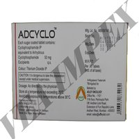 Adcyclo 50 mg(Cyclophosphamide  Tablets)