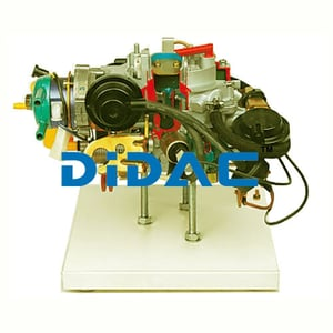 Two Stage Carburettor