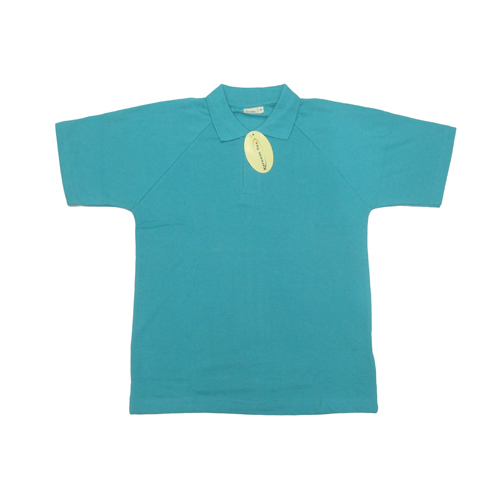 Boy Collared T Shirt