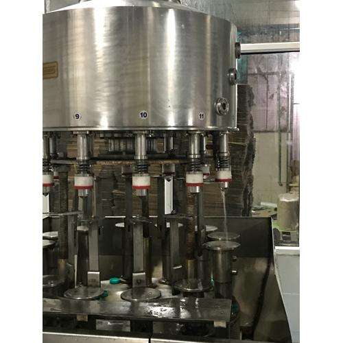 Counter Pressure Filler
