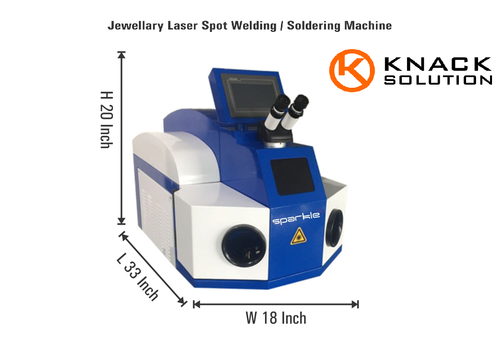Jewellery Welding Machine