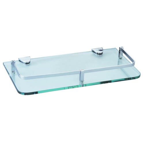 Glass Front Shelf