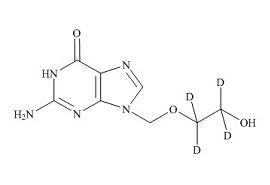 Acyclovir-d4
