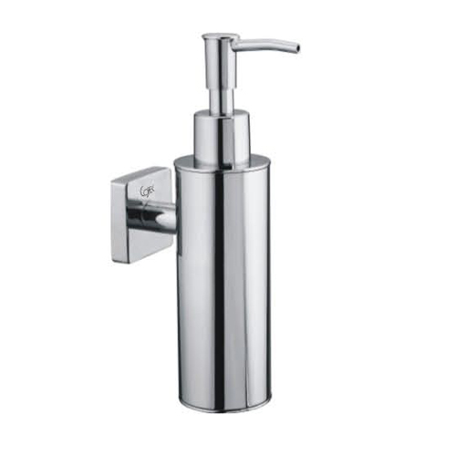 Liquid Soap Dispenser Metallic