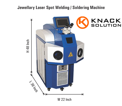 Spot Jewellery Welding Machine