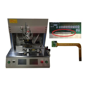 Hot Bar Soldering Machine for Soldering FPC to PCB,SMTfly-PP2A2