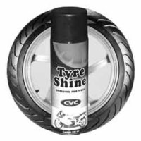 Tyre Shine ( Cleaner / Polisher For Tyres )