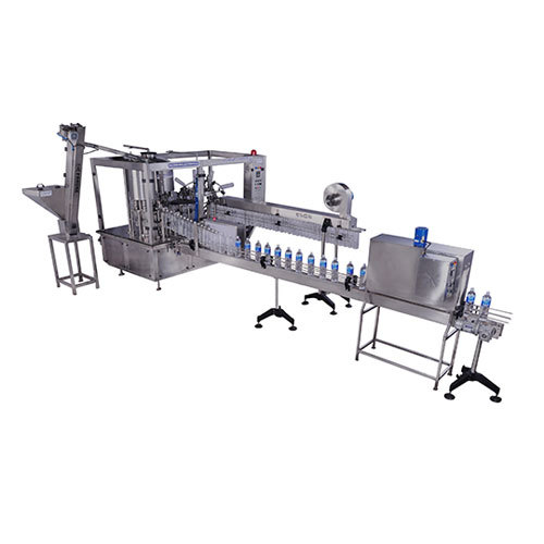 Automatic 30 BPM Filling Machine
