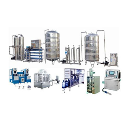 Water Treatment & Packaging Plant