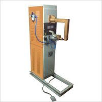 Horizontal Spot Welding Machine
