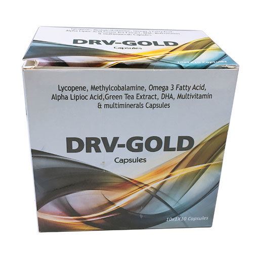 Ayurvedic & Neutraceutical Capsules