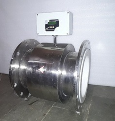 Water Flow Rate Meter