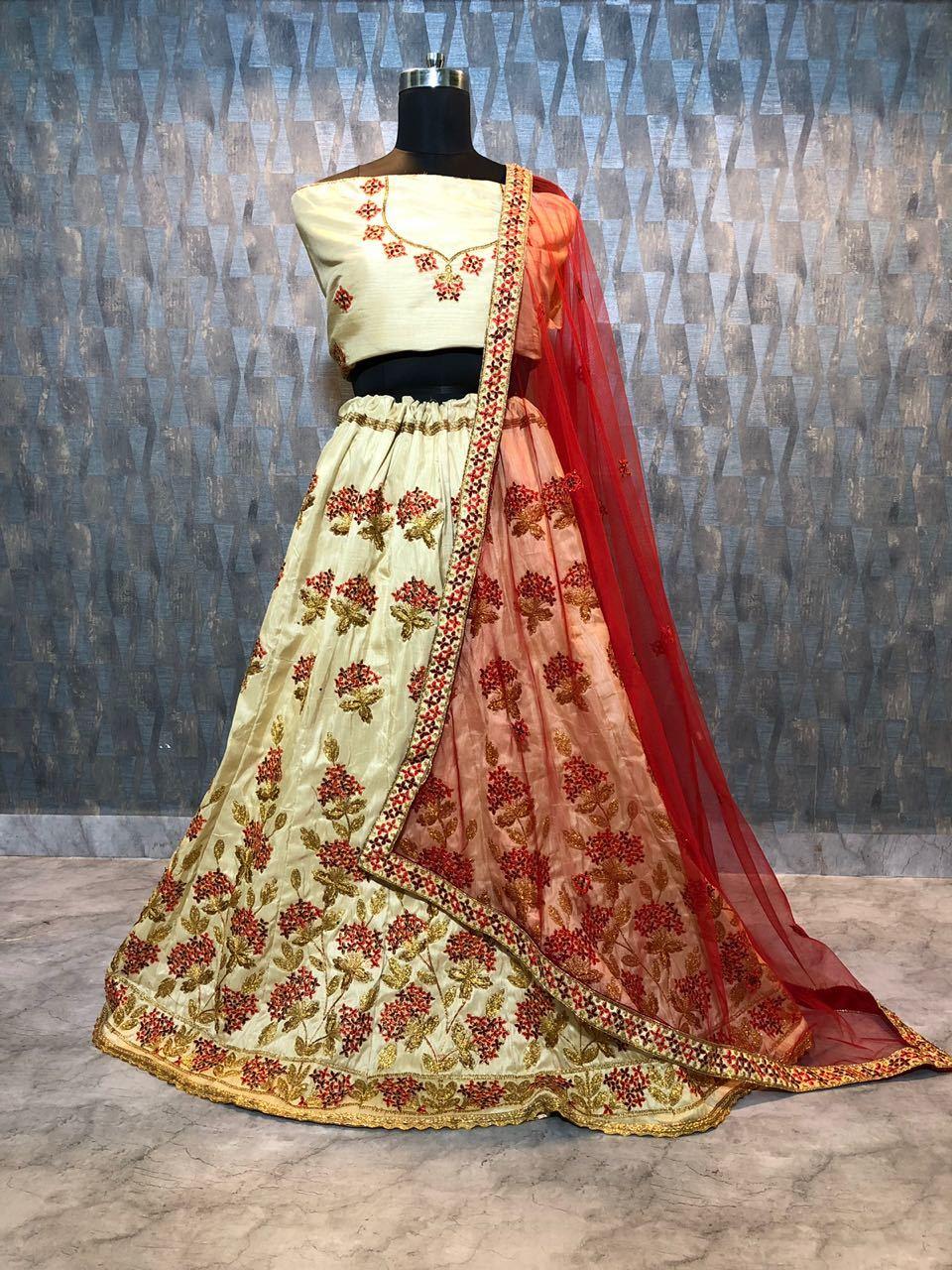 Surat Designer Lehenga Choli