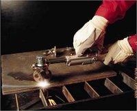 Motorized Gas Cutting Torch