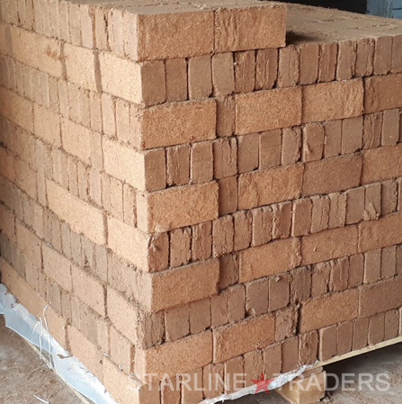 Coco Peat Bricks 650 Grams