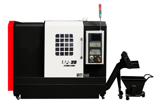 Professional slant bed lathe price for metal working