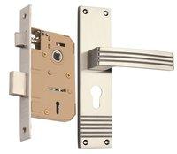 Zinc Mortise Handle Lock Set (EMLS + ZZ29 MBS)