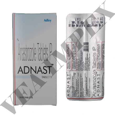Adnast(Anastrozole Tablets)