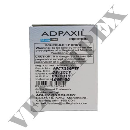 Adpaxil 30 mg(Paclitaxel Injection)