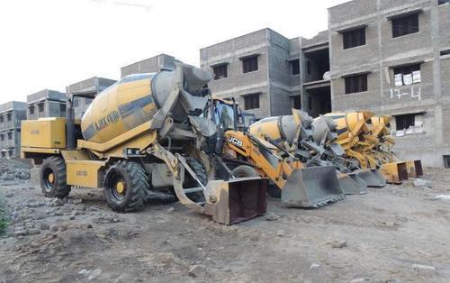 Ajax Fiori Concrete Mixer For Hiring & Rent
