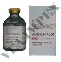Amgicin 1000 mg(Gemcitabine Injection)
