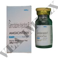 Amgicin 200 mg(Gemcitabine Injection)