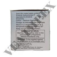 Erlotad 100 mg(Erlotinib Tablets)