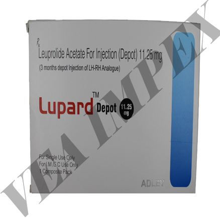 Lupard Depot 11.25 mg(Leuprolide Acetate Injection)