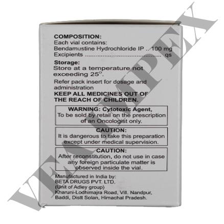 Temozad 20 mg(Temozolomide Capsules)