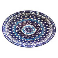 Printed Blue Pottery