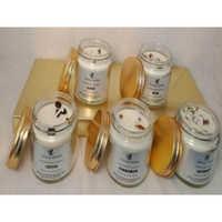 Herbal Candle Jars