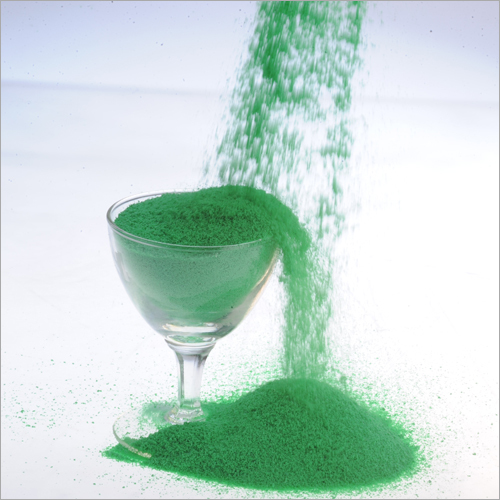 Green Roto Moulding Powder