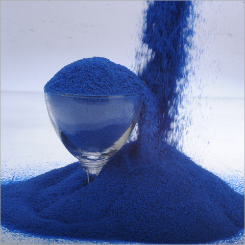 Blue Roto Moulding Powder