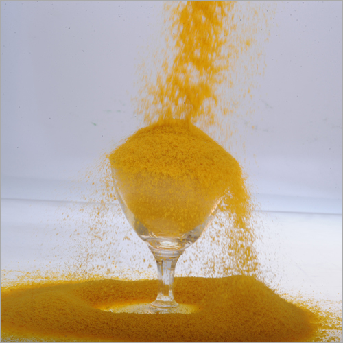 Yellow Roto Moulding Powder