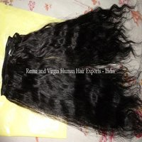 Clip In Hair Extension Remy Human