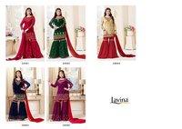 Georgette Designer Pakistani Salwar Suit