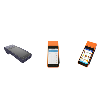 Android Smart POS (with MSR Smartcard reader)