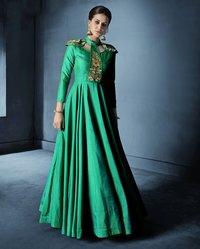 Fancy Gown Suit