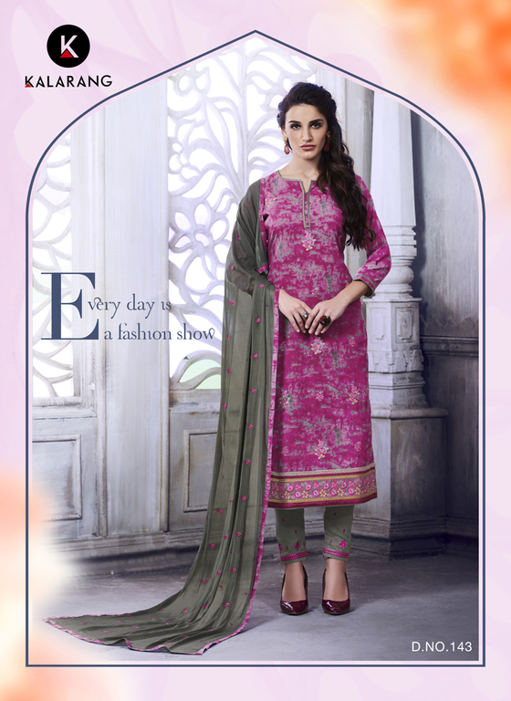 Printed Bollywood Suits