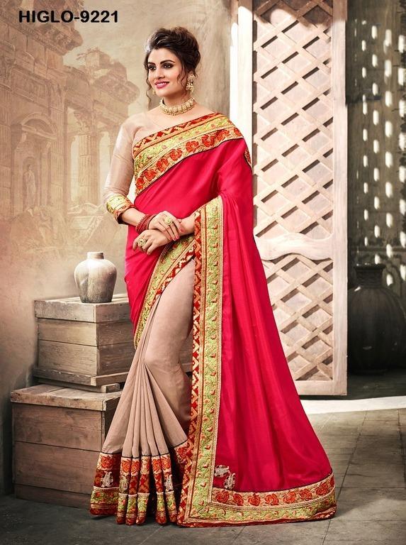 Latest Heavy Designer sarees