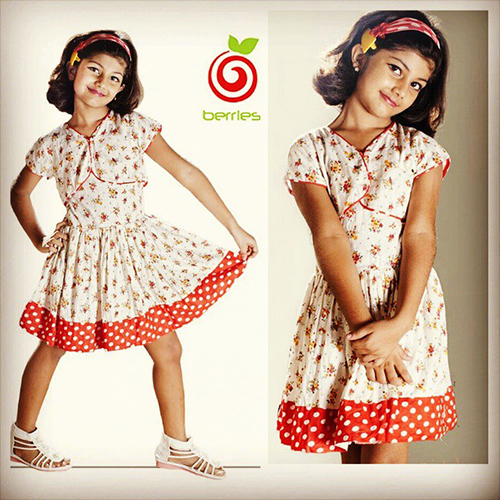 Stylish Kids Dress