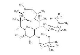 Azithromycin-13C-d3