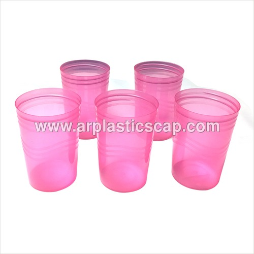46 mm Plastic color Glass Cap