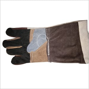 Color Leather Gloves