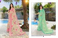 Chiffon Printed Sarees Online
