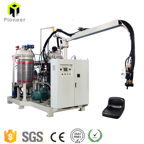 High Pressure Integral Skin Foam Dispensing Machine for Hospital Airport Seat