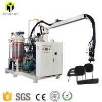 High Quality Integral Skin Foaming Machine for Seat Head Cushions
